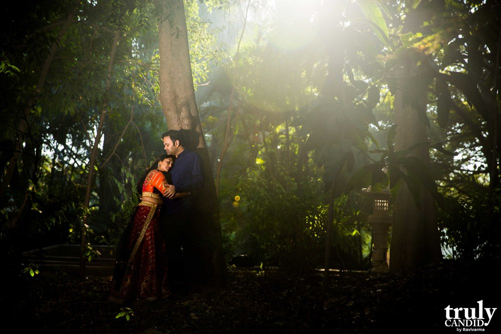 Indian Couple Location Shoot