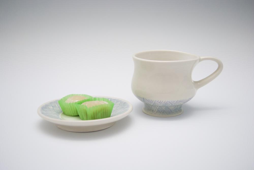 Mug & Saucer