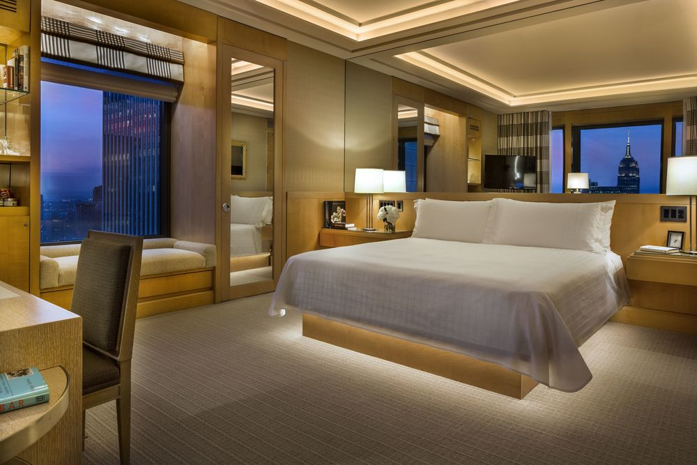 Newly Renovated And Re Imagined Central >> The Reimagined Four Seasons Hotel New York Jidenba