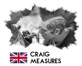 CRAIG MEASURES