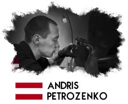 ANDRIS PETROZENKO