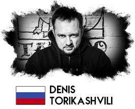 DENIS TORIKASHVILI
