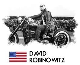 DAVID ROBINOWITZ