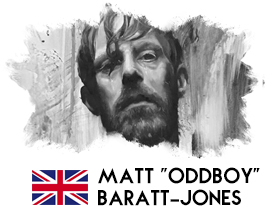 MATT ODDBOY BARRAT-JONES