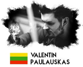 VALENTINE PAULAUSKAS