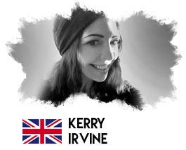 KERRY IRVINE