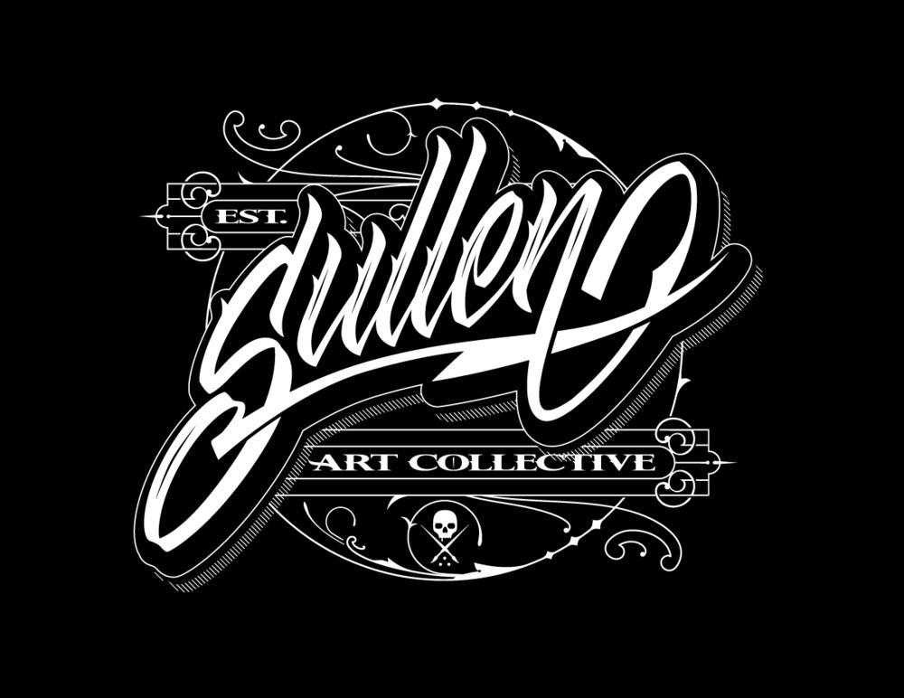Sullen Lettering Hand Custom Sweyda 3