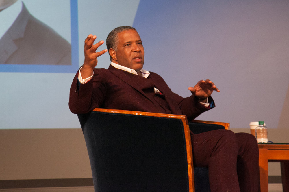 Robert F. Smith   Founder, Chairman & CEO, Vista Equity Partners