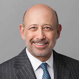 Lloyd Blankfein - Chief Executive Officer, Goldman Sachs