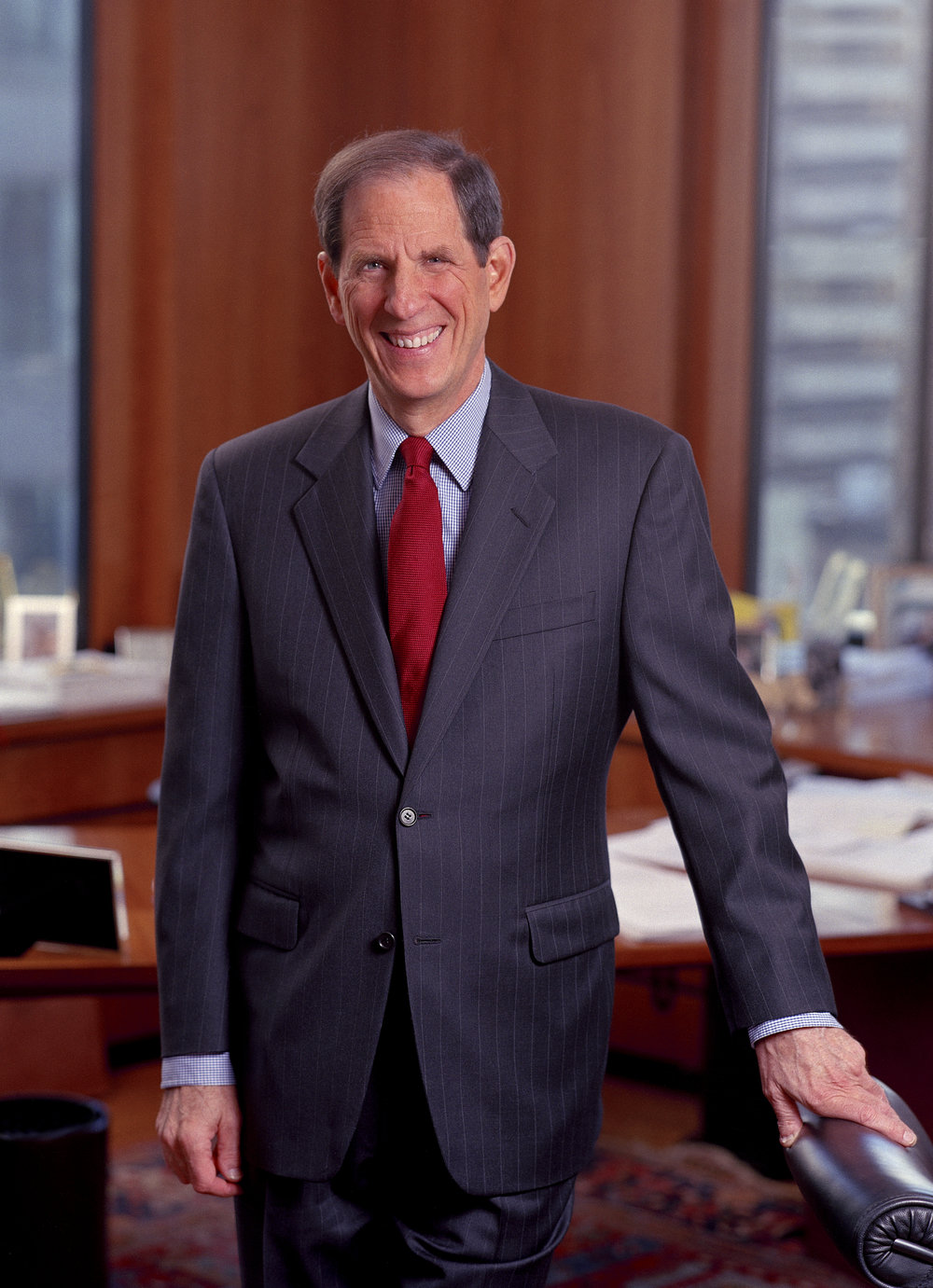 Michael Gould '68 - Former Chairman and CEO, Bloomingdale's