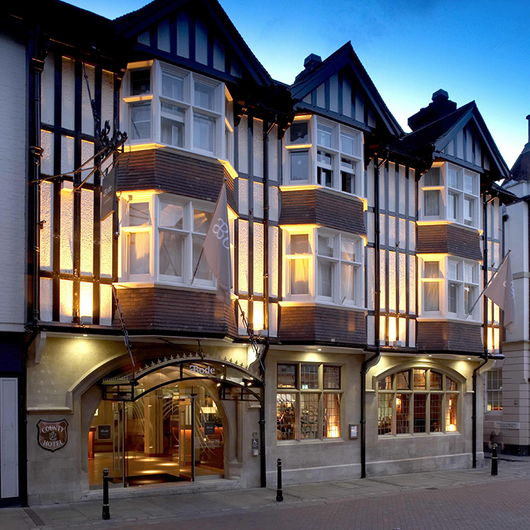 Best Romantic Hotels Kent: Andrew Brownsword Hotels