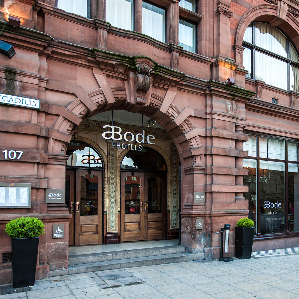 ABode Manchester    BUY ONLINE →
