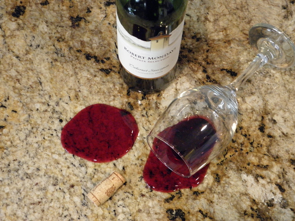 How I Learned To Clean My Granite Counter Tops [the Hard Way].