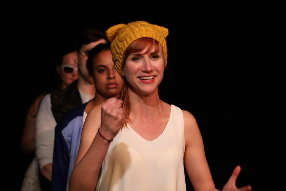 Brittany Stock (Chorus 3).Photo by Cody Jolly.