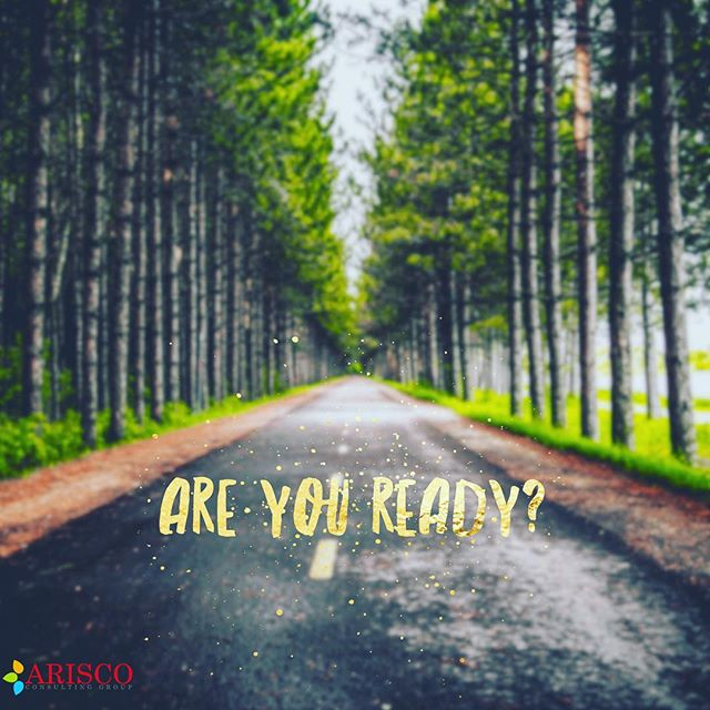 Are you ready for the week?! New opportunities to be great!! Seize the week!! Set your goals and achieve them!! #Ready #Set #Go #AriscoGroup #Consulting #Houston #Business #Determination #Focused #Powerful #entrepreneur