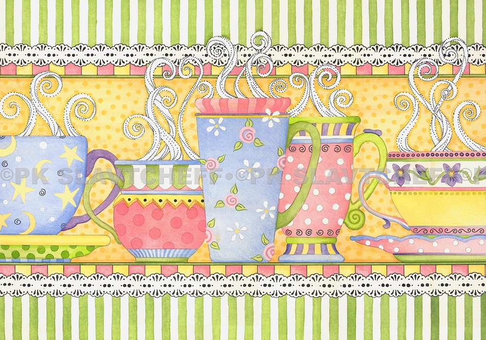 Patti King Slavtcheff_Everyday_Coffee and Tea