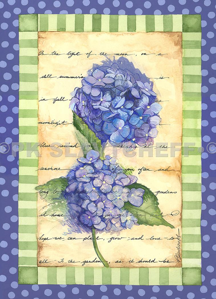 Patti King Slavtcheff_Floral_Hydrangea