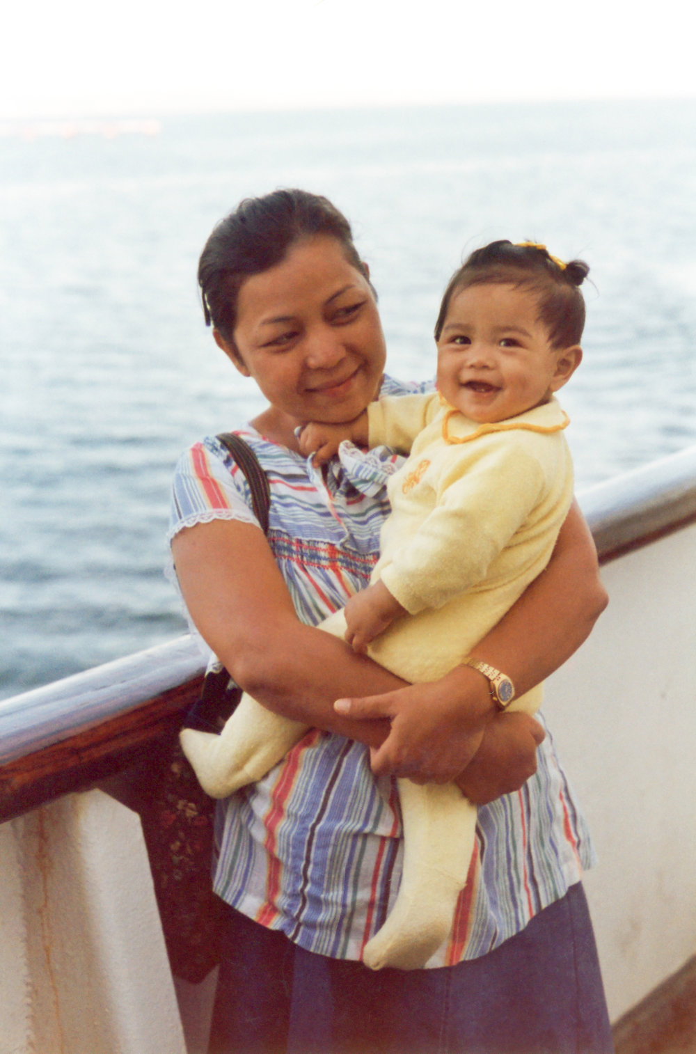 Mommy and Amanda on ferry.jpg