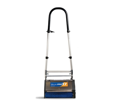 Brush Pro - Lifts pile from the base of carpet to capture hair, soil and debris.