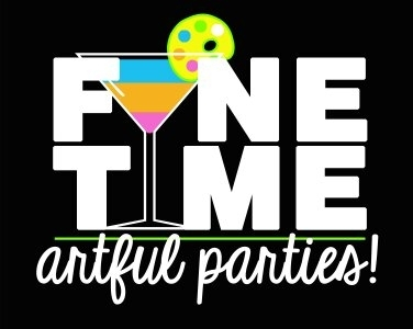 The Esbenshade Art Maker Studio~ Gallery is the home of our fun filled Fine Time Artful Parties!! Check out our Fine Time page for the full listing of our artful parties!!