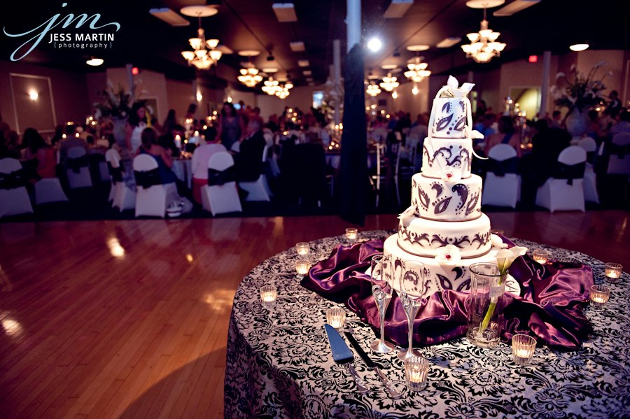 Imagine Your Event HERE! The Wharton Grande Ballroom, photo credit Jess Martin Photography