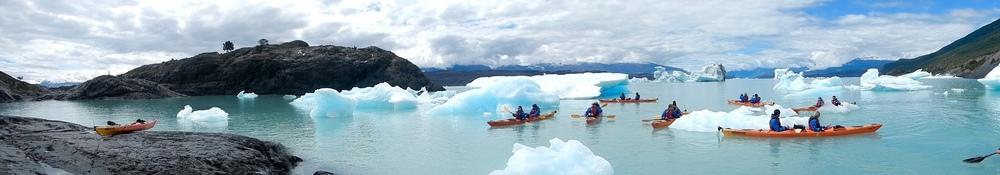 Upsala Glacier,Patagonia National Park, Argentina