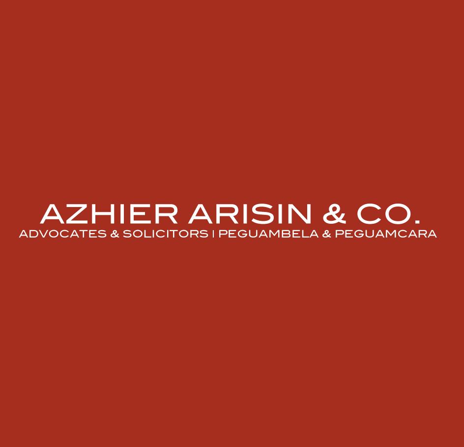 Azhier Arisin Co Advocates Solicitors Peguambela Peguamcara