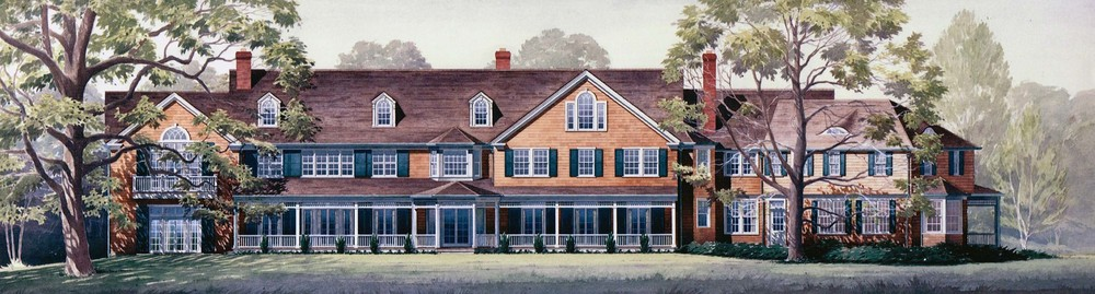 House Portrait: Private Residence, Long Island