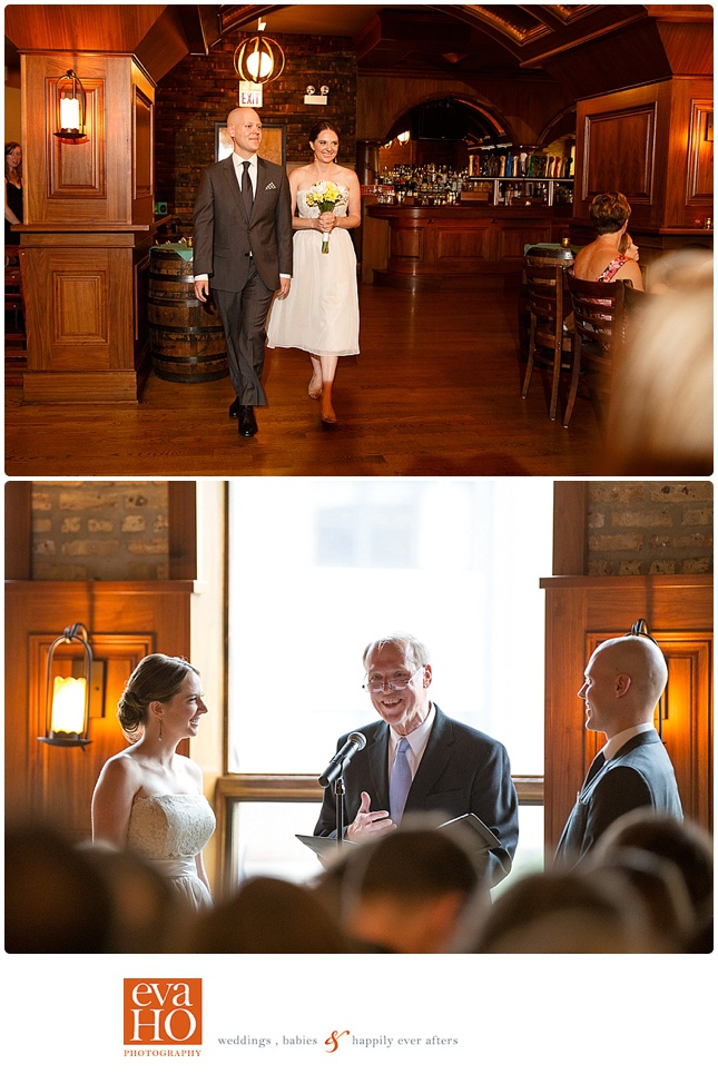 Revolution Brewery Wedding Ceremony