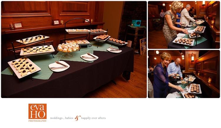 Revolution Brewing Wedding Dessert Table