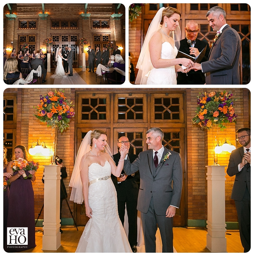 Vows and exchanging of rings