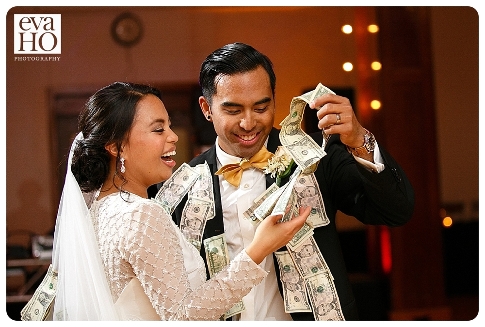The Money Dance is a special tradition in many Filipino weddings