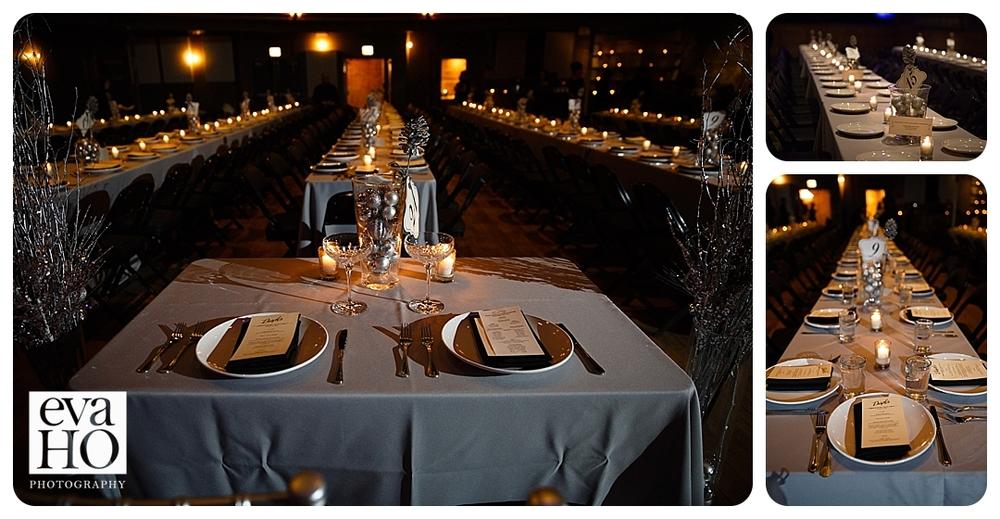 Dinner Reception Details