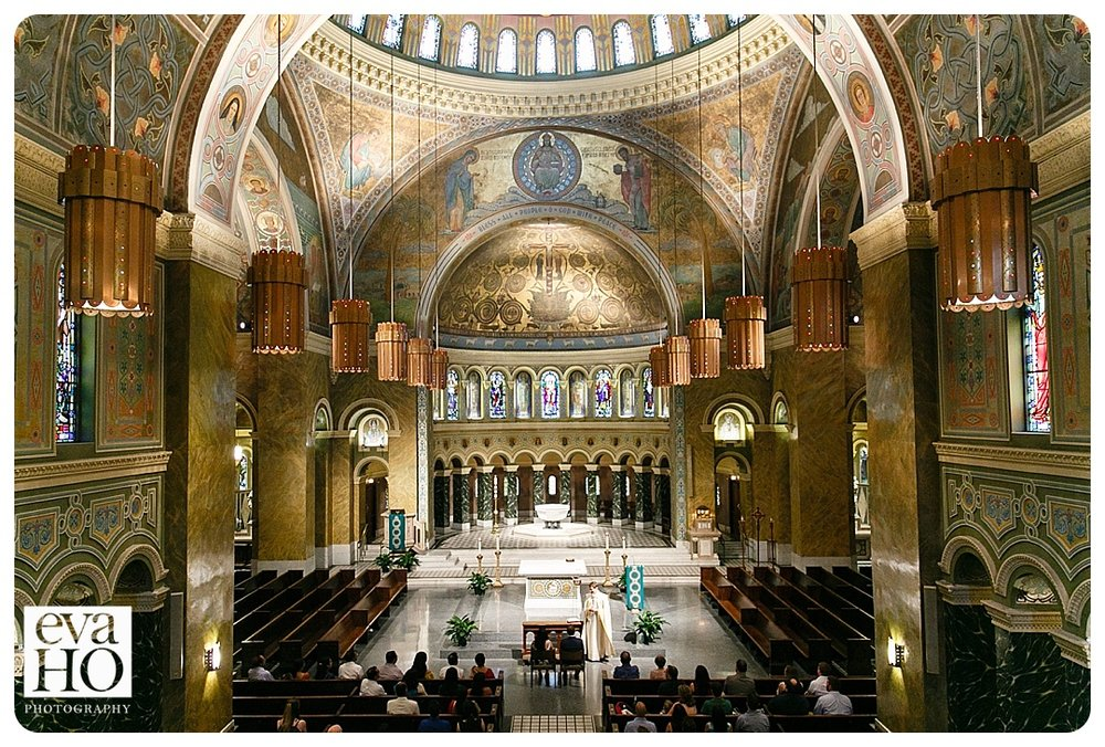 Saint Clement Catholic Church is one of the most beautiful churches you will find in Chicago Lincoln Park.