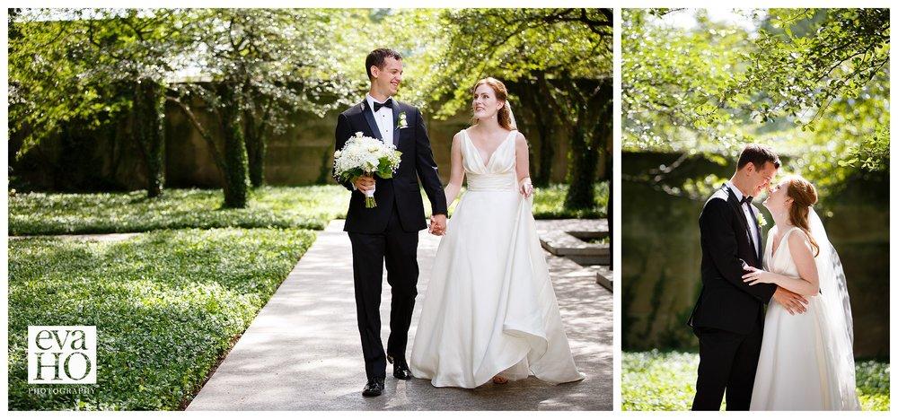 Pre-wedding photos at Unity Church