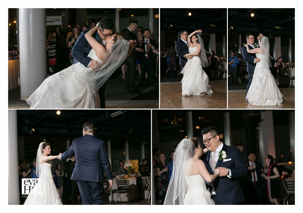 Peggy Notebaert Husband and Wife First Dance