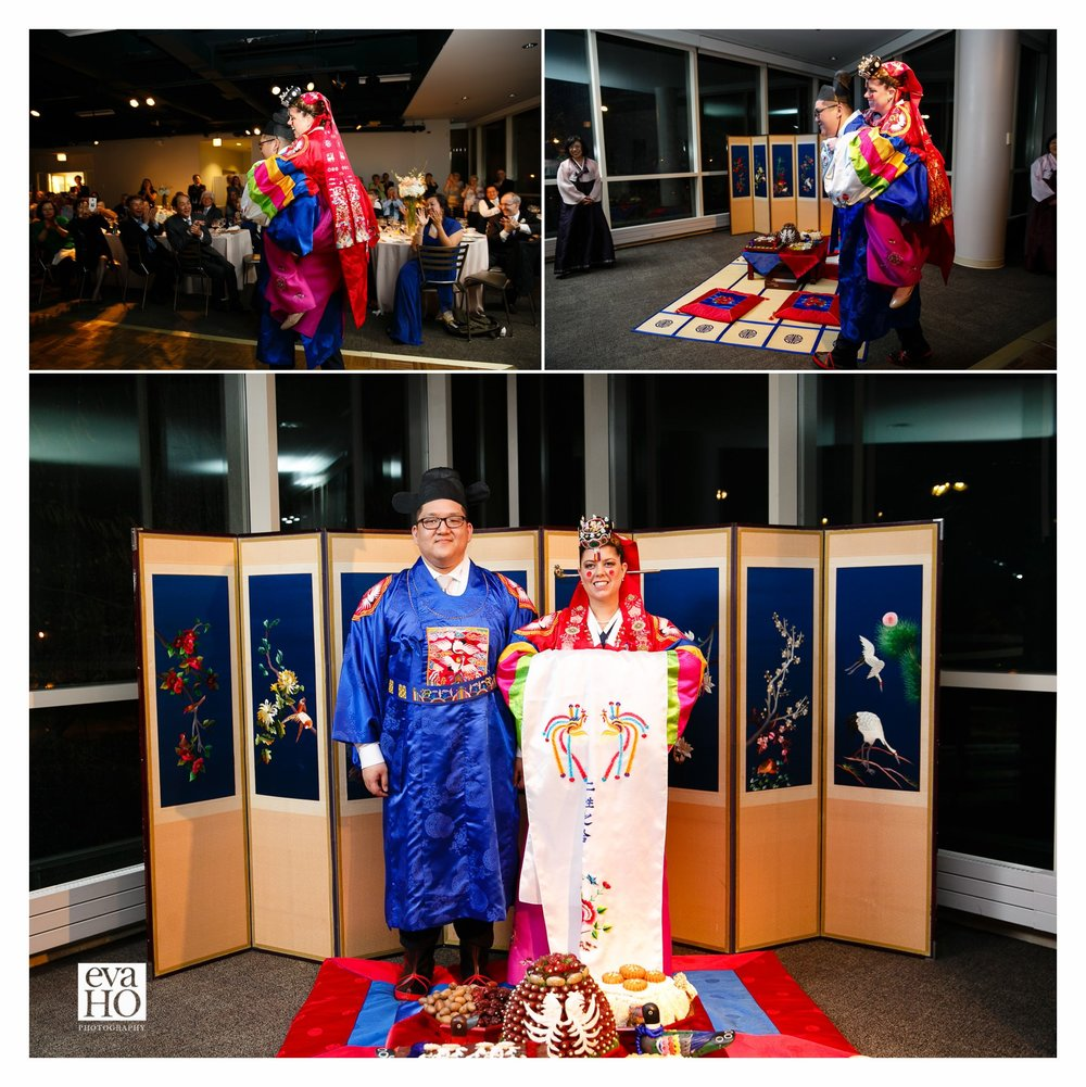 Nature Museum Korean Ceremony
