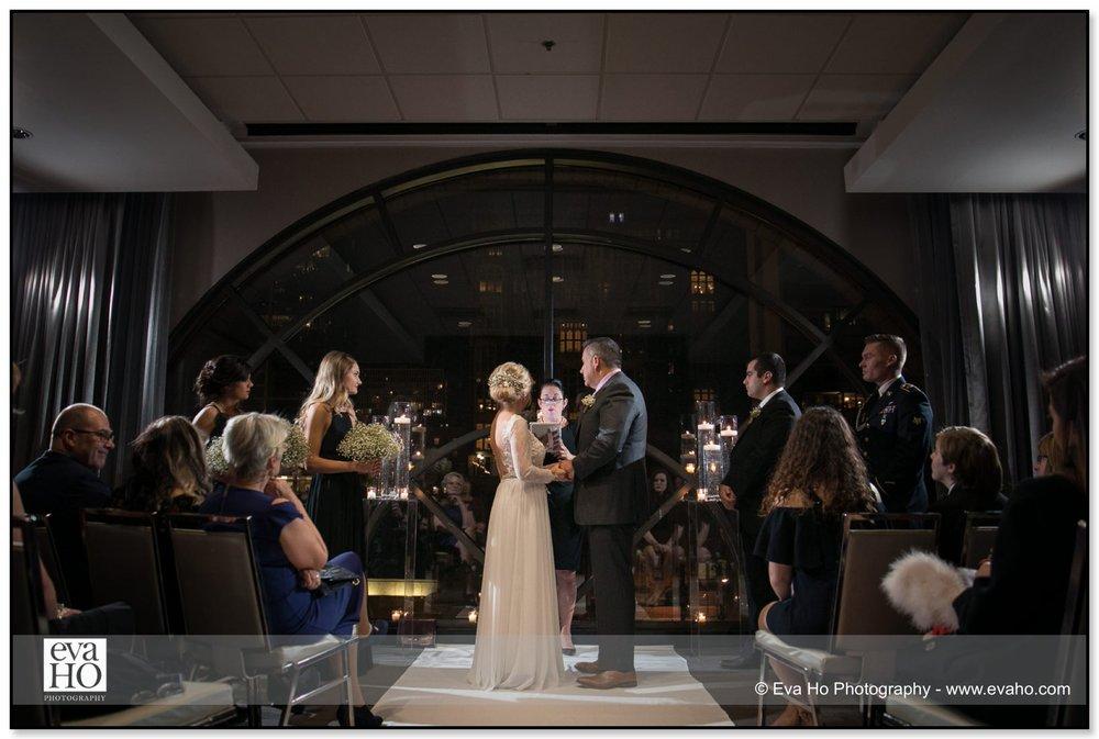 Intimate Chicago Ceremony