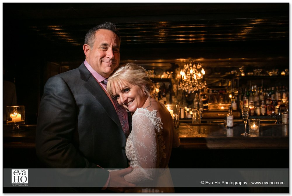 Intimate Chicago Wedding Reception