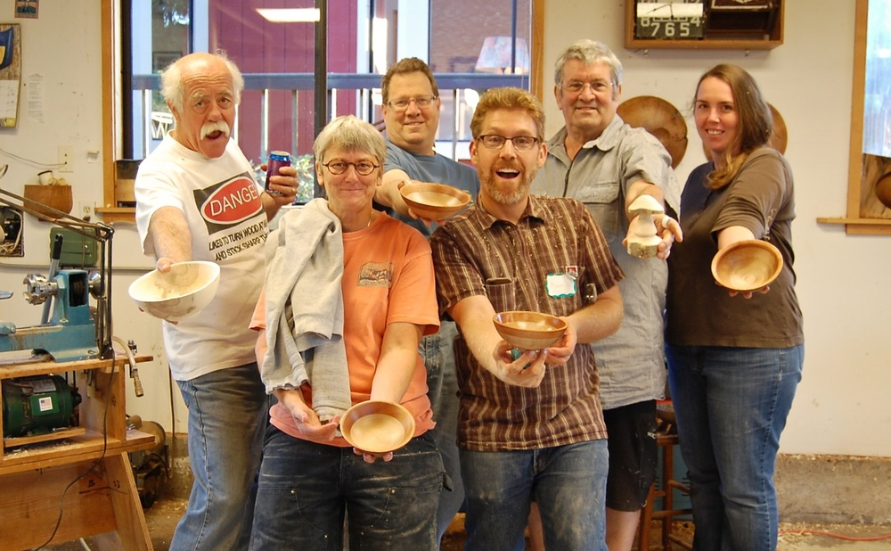 Wood Turning Classes In California Jerry Kermode