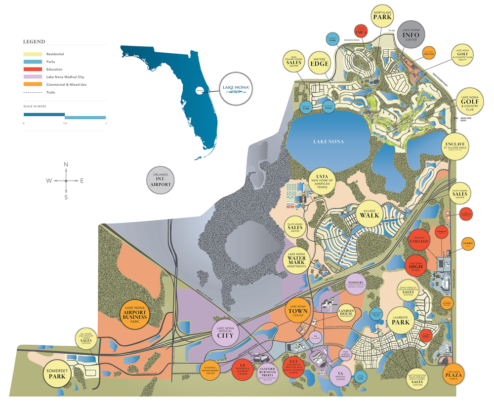 Lake Nona Community — Guidewell Innovation Center