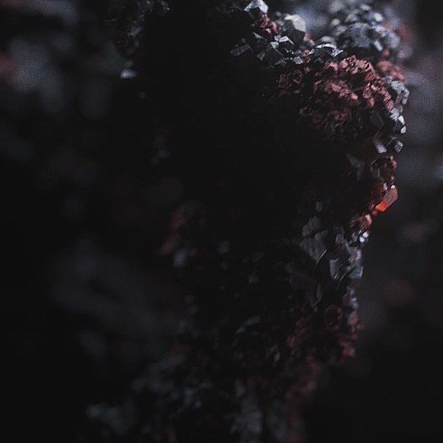 [ Us By Night ] titles capture ~ . . . . . . . #usbynight #titles #title #opening #openingtitles #cinematic #film #movies #night #us #simonholmedal #motiongraphics #vfx #minerals #mineral #folding #sidefx #houdini #octane #fusion