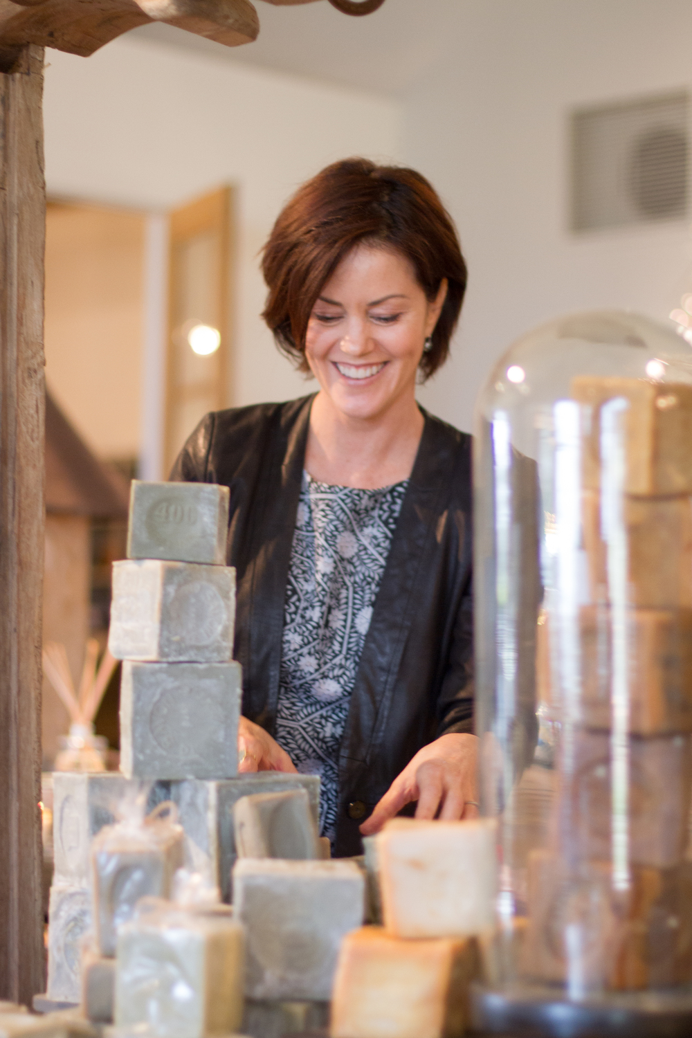 Sarah Anderson of Chateau Sonoma