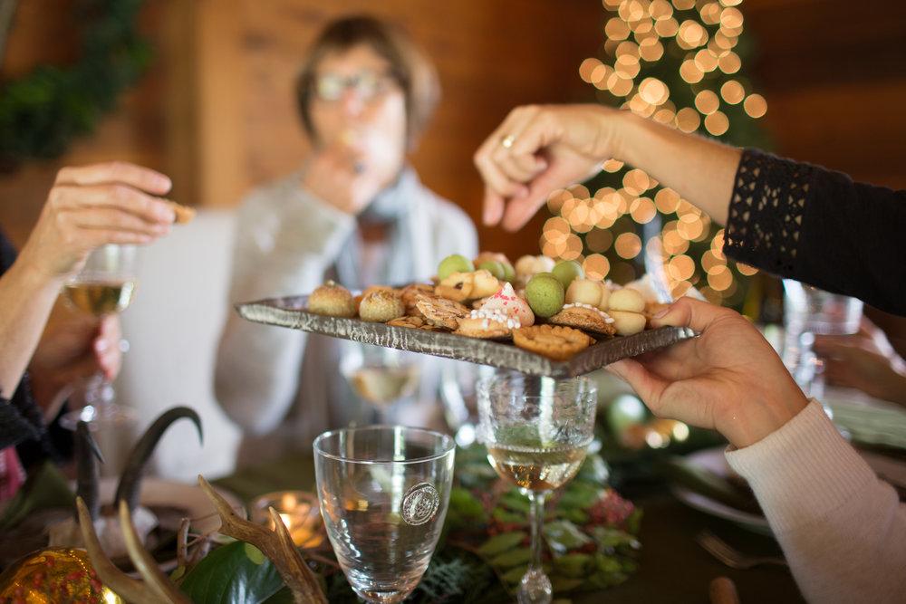 Rulli cookies in Larkspir | chateausonoma.com