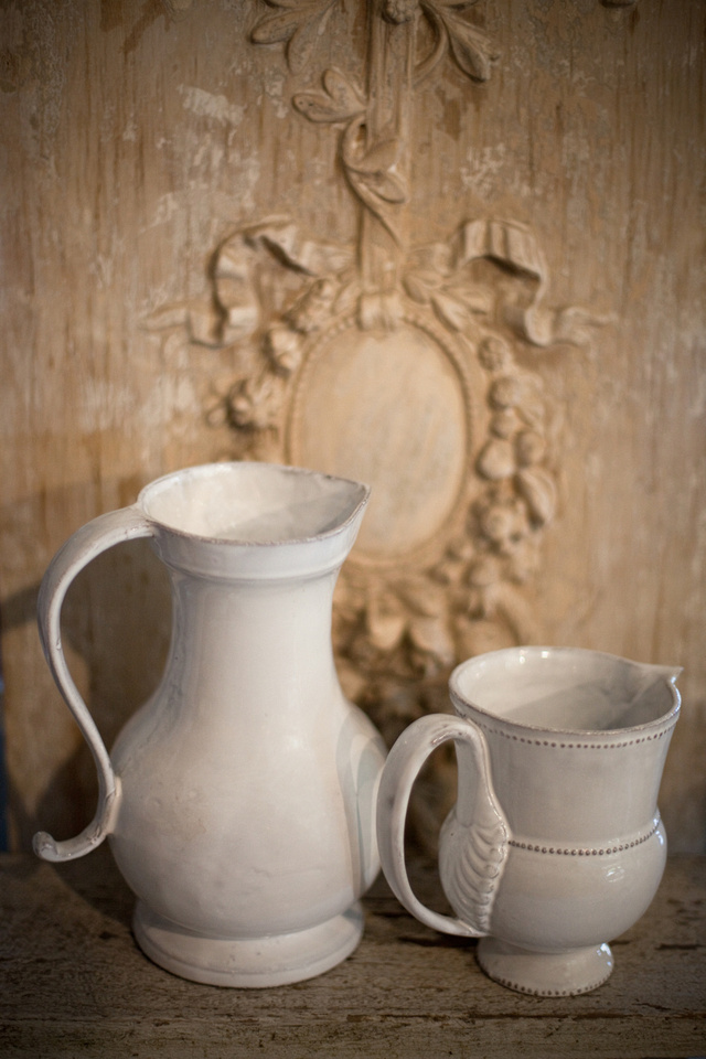 Astier de Villatte Container Opening at Chateau Sonoma