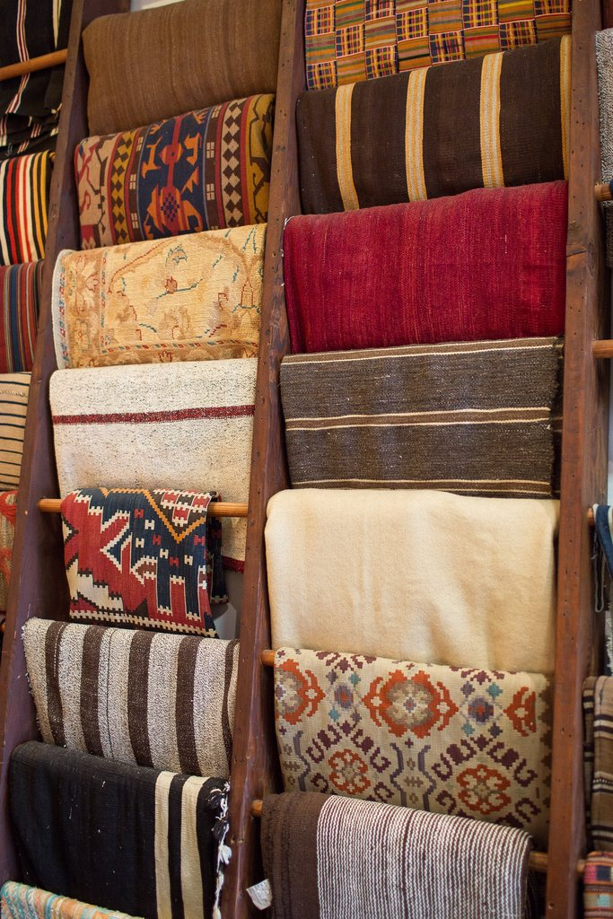 Amadi Carpets at Chateau Sonoma