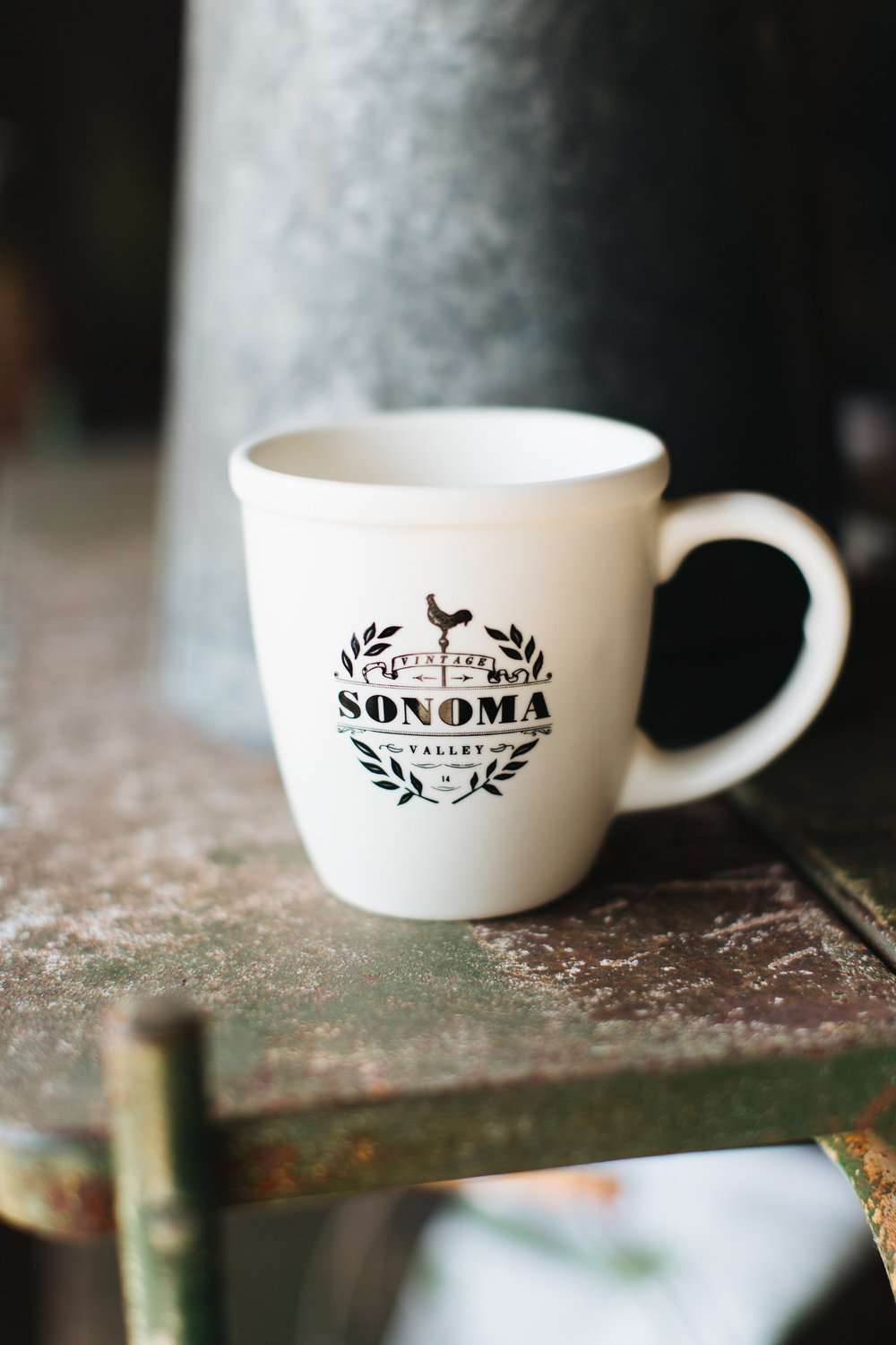 Sonoma Mug to Benefit Victims of The North Bay Fires | chateausonoma.com