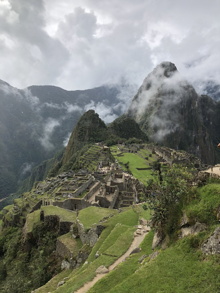 Chateau Sonoma travels to Peru