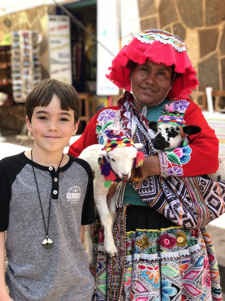 A magical trip to Peru | chateausonoma.com