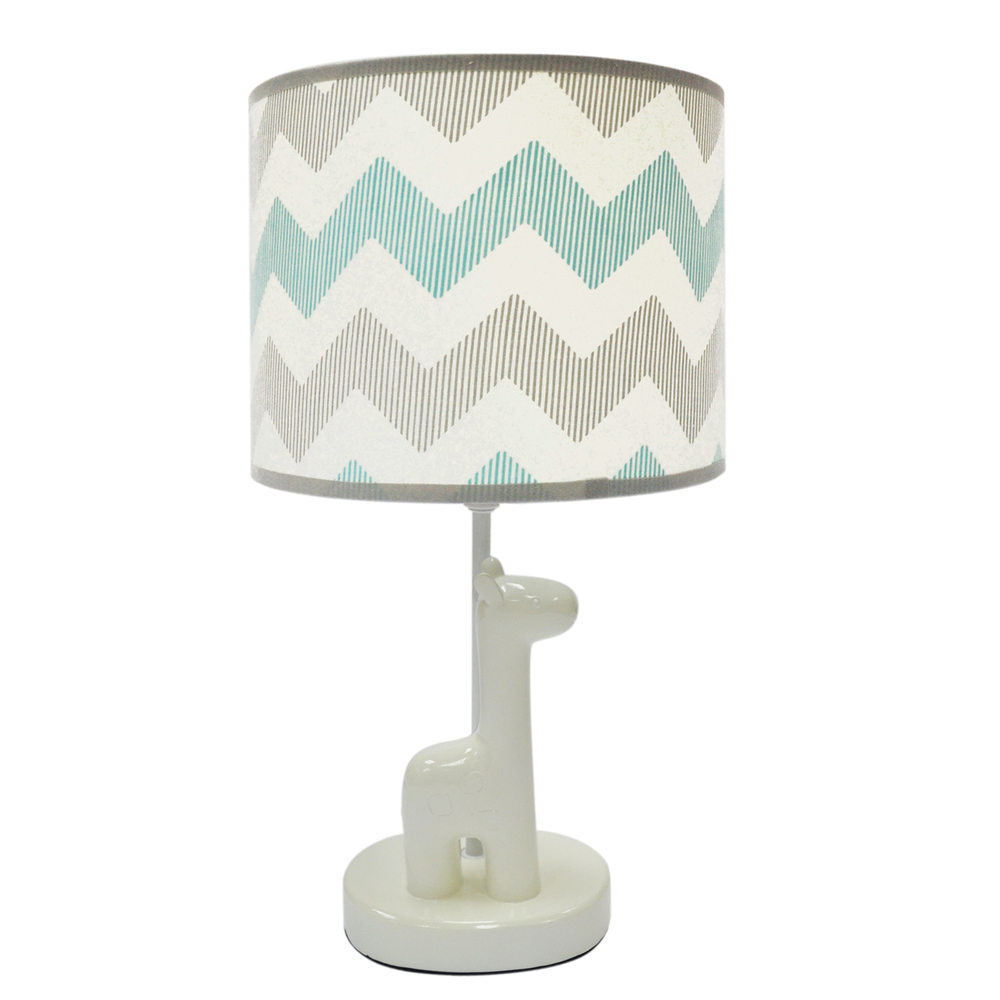 Uptown Giraffe Lamp by The Peanut Shell